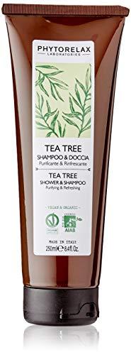 TEA TREE - PURIFYING & REFRESHING SHOWER SHAMPOO 250 ML