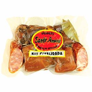 フェイジョアーダ用 お肉セット 500g サントアマロ 冷蔵 kit feijoada santo amaro