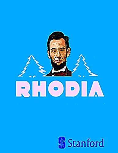 Rhodia , Stanford: journals notebooks 8,5.11in