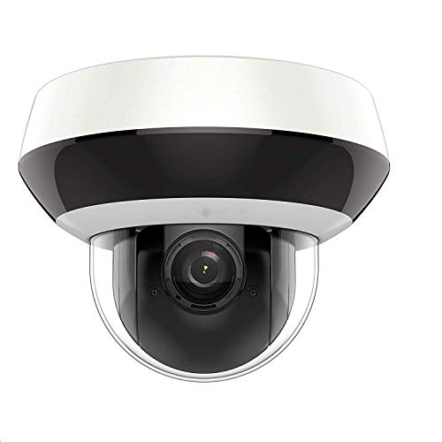 Hikvision OEM 4MP HD Mini PoE PTZ Outdoor Security IP Camera System DS-2DE2A404IW-DE3