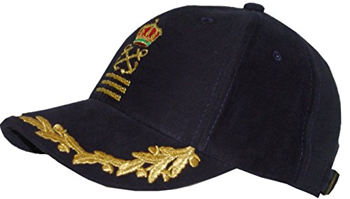 Gorra Laurel Capitán de Yate (CY)