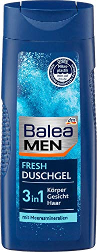 Balea MEN Duschgel fresh, 1 x 300 ml