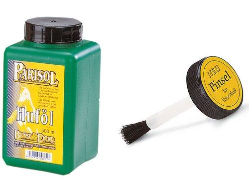 PARISOL - Huföl mit Pinsel - 500 ml