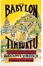 From Babylon To Timbuktu byWindsor