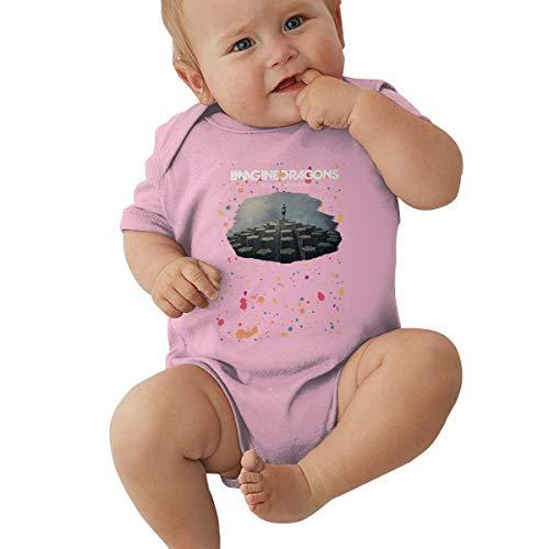 Imagine Dragons Night Visions Neugeborene Bodysuits Strampler Summer Schlafanzüge Für Kleinkind Babykleidung 0-2T