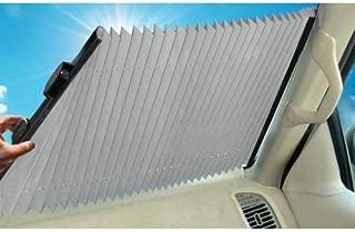 Dash Designs The Shade Retractable Windshield Sunshade, 23