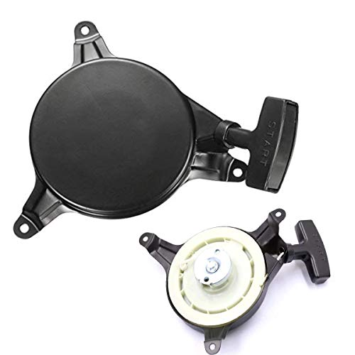 Poweka Recoil Starter Pull Start Assembly for MTD Cub-Cadet Yardman Troy Bilt Lawn Mower Replace 751-10299 951-10299 1P61P0 951-10299A