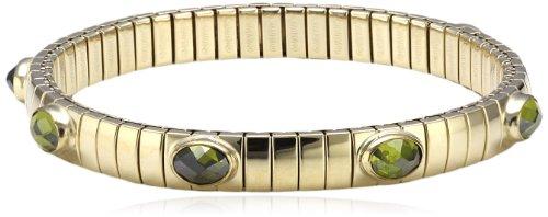 Nomination Bracelet Golden Green