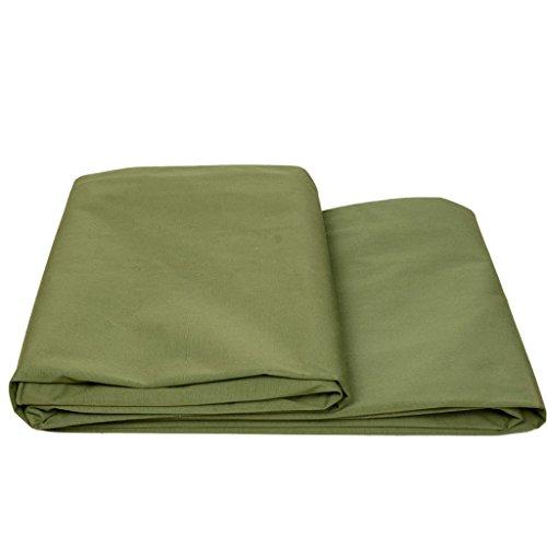 ZfgG Abri épais imperméable d'ombre de Camion de Tissu de Protection de Soleil de Toile de bâche 500g / m² -0.6mm (Size : 3 * 4m)