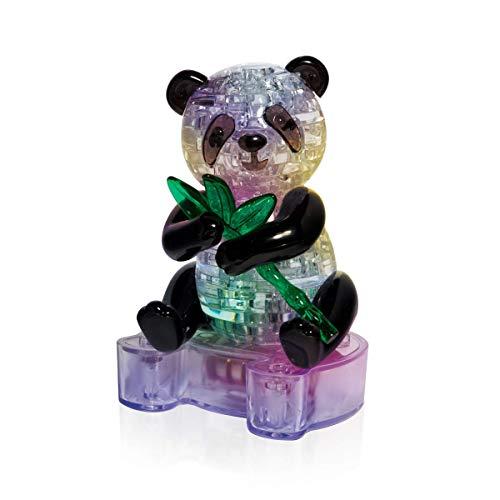 Addcore 3D LED Light Up Panda Crystal Jigsaw Puzzle