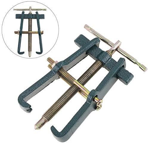YSHtanj Zwei-Krallen-Abzieher 3/4/6/8 Zoll Zwei-Krallen-Abzieher Hebegerät Getriebelager Demontage Handwerkzeug – 15,2 cm 6inch
