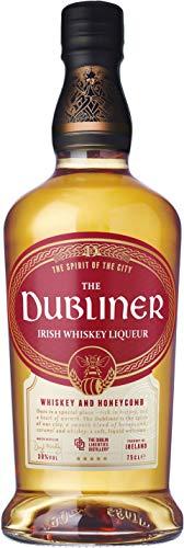 The Dubliner Irish Whiskey Liqueur 30% vol., Whiskeylikör mit Honig und Karamell-Geschmack (1 x0.7 l)
