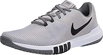 Nike Men s Flex Control TR4 Cross Trainer Light Smoke Grey/Blacksmoke Grey-Dark Smoke Greywhite 9.5 Regular US