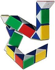 Out of The Blue 61/6604 3D magisk kub orm retro resepussel leksak