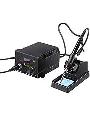 SEAAN 937D 60W soldeerstation, multifunctionele soldeerbout station kit 200°C-480°C met digitaal LED-display