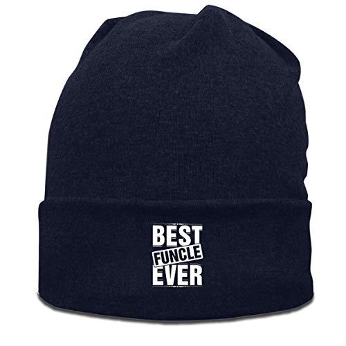 Negi Winter Beanie Hat for Women - Cooling Skull Caps Best Funcle Ever