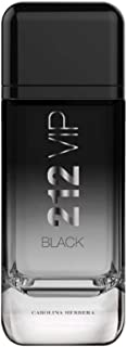 212 VIP Black by Carolina Herrera Eau De Parfum Spray 6.8 oz Men