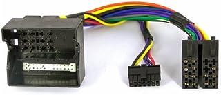 NIQ Lenkradfernbedienungsadapter geeignet für KENWOOD Autoradios, kompatibel mit Ford C MAX / Fiesta / Fusion / Focus / Galaxy / Kuga / Mondeo / S MAX / Transit / Transit Connect
