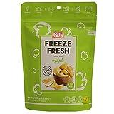 POL'S - 15 gr. Manzana en Rodajas Liofilizada, Freeze Dried Sliced Apple, Manzana Seca, El mejor refrigerio diario, sin gluten, sin azúcar, vegano, sin aditivos