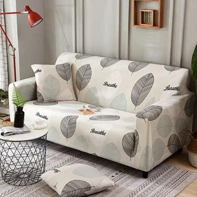 Fundas para sofá, Envoltura Ajustada, Todo Incluido, Antideslizante, seccional, elástico, Completo, Funda para sofá, Toalla para sofá A1, 1 Plaza