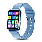 SEPVER Smartwatch, 1.65' Táctil Completa Reloj Inteligente Impermeable IP68 para Hombre Mujer, Pulsera de Actividad Inteligente con Pulsómetro, Podómetro, Monitores de Actividad para Android iOS