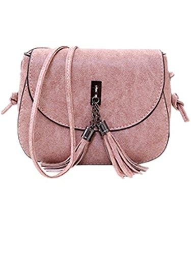 Ammon Lowen Umhängetasche Kleine Schultertasche Damentasche Citytasche Retro Handtaschen Mini Kreuz Körper Elegant Vintage Mini Tasche NUKL-898