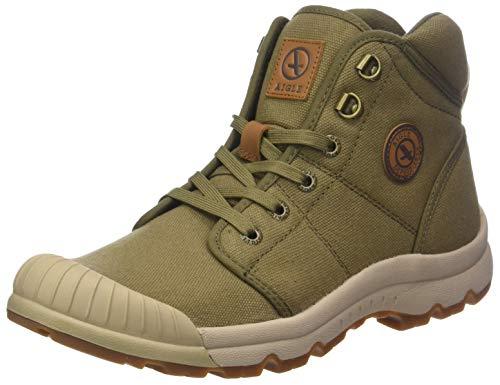Aigle Tenere Light W, Chaussures de Randonnée Hautes femme, Vert (Kaki 2), 38 EU
