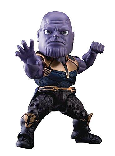 Beast Kingdom- Egg Attack Marvel Figura Thanos, Multicolor (DEC178323)
