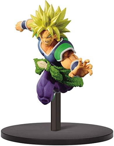 Banpresto Dragonball: Super Match Makers - Super Saiyan Broly Statue (18cm) (39650)