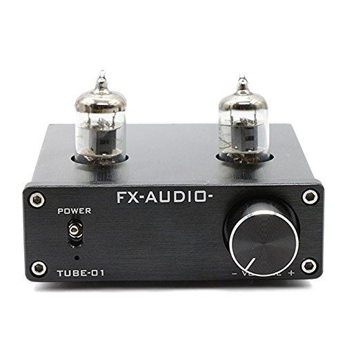 Pre-amplificador Valvulado Hi End Tube Fx Dc12v Audio