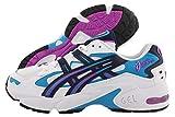 ASICS Tiger Men's Gel-Kayano 5 OG Shoes, 11M, White/Midnight