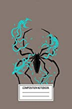 Composition Notebook: Abstract Disintegrate Rtb Illustration Wide Ruled Note Book, Diary, Planner, Journal for Writing
