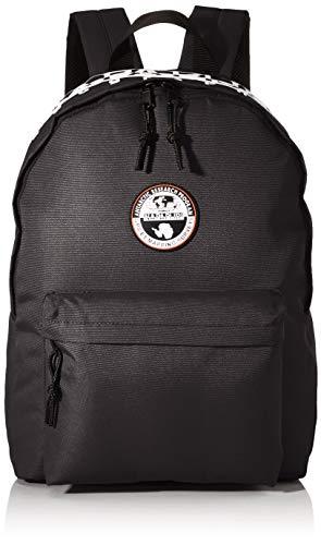 NAPAPIJRI Happy Daypack Re Luggage Carry-On Luggage Unisex, Nero (Nero) - NP0A4E9U