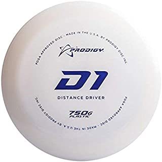 Prodigy Disc 750G Series D1 Distance Driver Golf Disc [Colors May Vary]