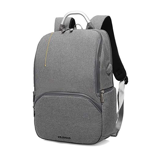 Laptop Rugzak Mannen Rugzakken 15.6 Inch Notebook Bag Waterdichte USB opladen Mannelijke Casual School Bagpack College Mannen Reistassen