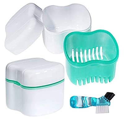 Scotte Denture Case Dentures