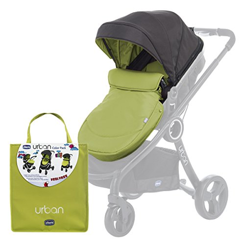 Chicco Color Pack Urban Passeggino, Verde Wimbledon