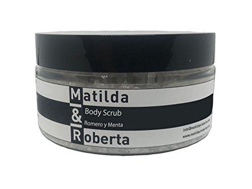 Exfoliante Corporal Menta marca Matilda & Roberta