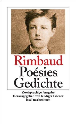 Poésies. Gedichte (insel taschenbuch)