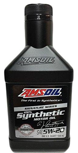 Amsoil ALMQT-EA Signature Series 5W-20 Synthetic...