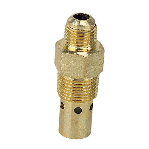 Liebeck Luft Kompressor/Hydraulik Manometer Luftkompressor 3/8