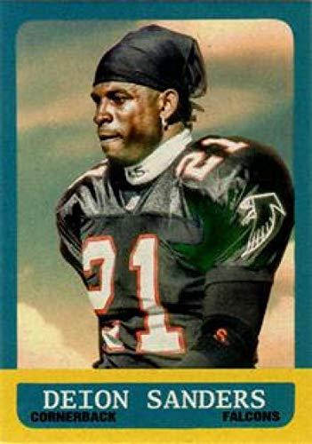 Football NFL 2014 Topps 1963 Topps Minis #217 Deion Sanders Falcons