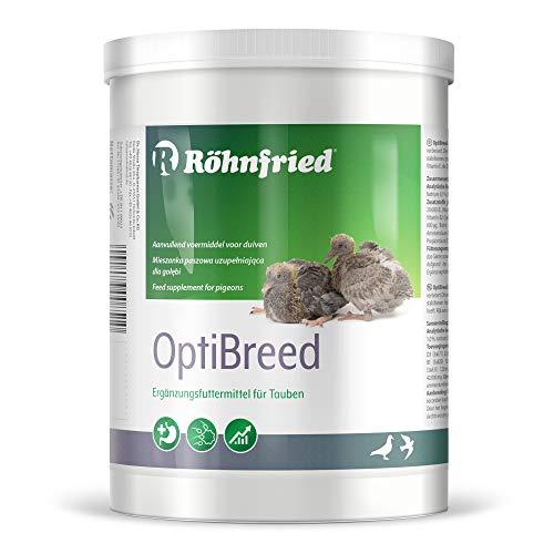 Röhnfried OptiBreed 1 Kg   Premiumaufzucht für Rassetauben   für vitalere Tiere, bessere Befruchtung und normales Wachstum