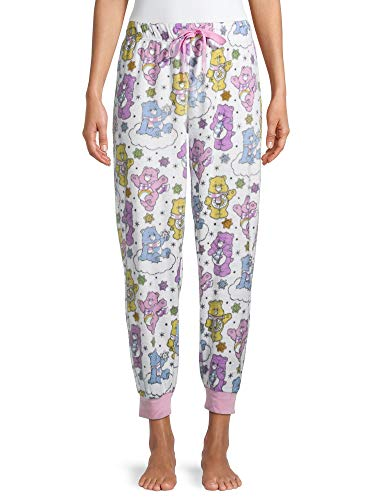 Care Bears Women's and Women's Plus Cuffed Pajama Pants (Medium)