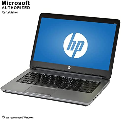HP Probook 640 G1 14in Laptop, Intel Core i5-4300M 2.6GHz, 8GB Ram, 1TB Hard Drive, DVDRW, Webcam, Windows 10 Pro 64bit (Renewed) WeeklyReviewer