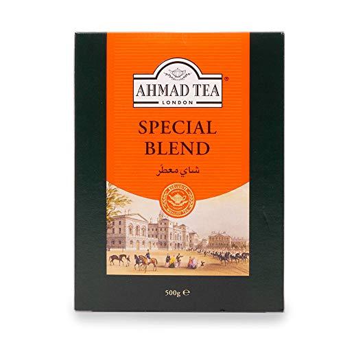 Ahmad Tea Special Blend Schwarzer Tee, Earl Grey - Special Blend, 500 gramm