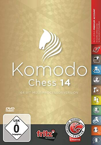 Komodo Chess 14  (PC)