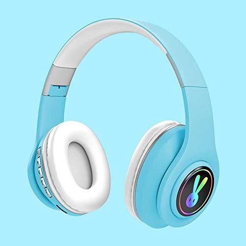 SFBBBO Headset Cute Girl Wireless Bluetooth HiFi Stereo Music Earphone...