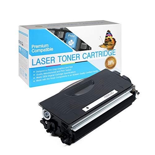 SuppliesOutlet Compatible Toner Cartridge Replacement for Brother TN650 / TN620 / TN-650 / TN-620 (Jumbo Black,1 Pack)