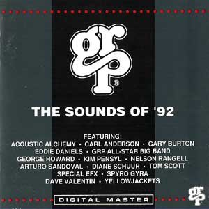GRP, The Sounds Of '92